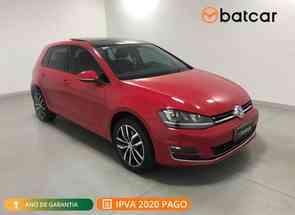 Volkswagen Golf Highline 1.4 Tsi 140cv Aut. em Brasília/Plano Piloto, DF valor de R$ 69.500,00 no Vrum