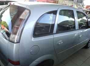 Chevrolet Meriva Maxx 1.4 Mpfi 8v Econoflex 5p em Cabedelo, PB valor de R$ 33.000,00 no Vrum