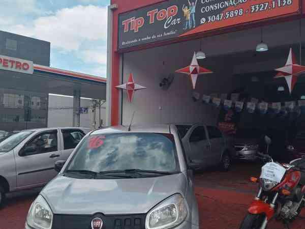 Fiat Uno Attractive 1.0 Fire Flex 8v 5p 2016 R$ 32.900,00 MG VRUM