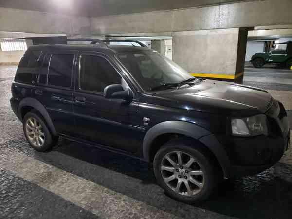 Land Rover Freelander S/ Se 2.5 V6 24v 177cv 5p 2005 R$ 28.900,00 MG VRUM