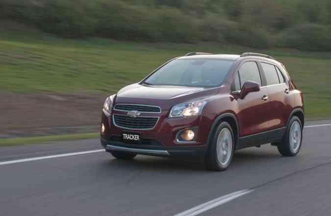 Chevrolet Tracker LTZ 2014Chevrolet/Divulgação