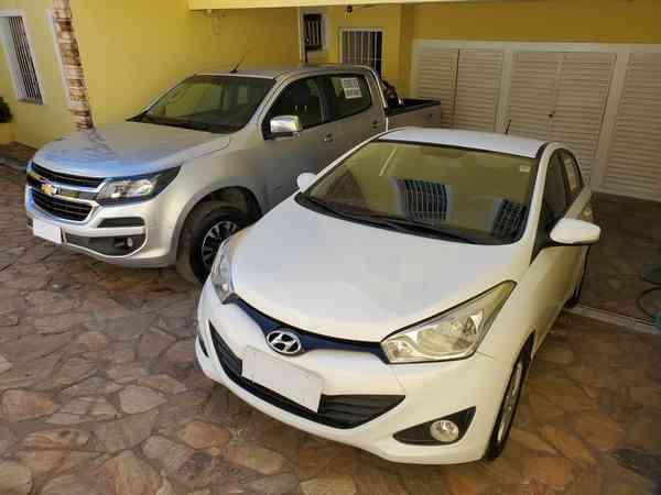 Hyundai Hb20 C.style/C.plus 1.6 Flex 16v Aut. 2013 R$ 47.900,00 MG VRUM