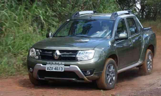Renault Oroch(foto: Marlos Ney Vidal/EM/D.A Press - 11/2/16)