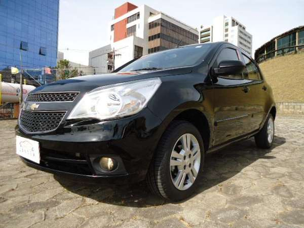 Chevrolet Agile Ltz 1.4 Mpfi 8v Flexpower 5p 2010 R$ 28.900,00 MG VRUM