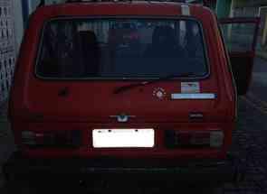 Lada Niva 1.6/ CD 4x4 em Guarulhos, SP valor de R$ 16.500,00 no Vrum