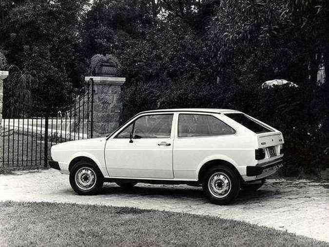 Volkswagen Gol completa 35 anos de produçãoVolkswagen/Divulgação