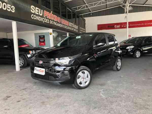 Fiat Mobi Like 1.0 Fire Flex 5p. 2018 R$ 37.900,00 MG VRUM