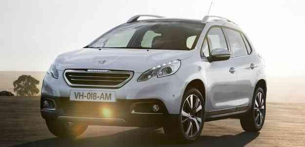 Peugeot 2008 teve a escala comercial aumentada três vezes - Peugeot/divulgação