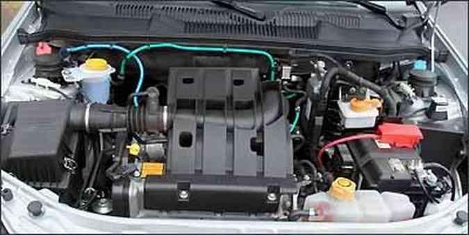 Motor tem mais força, potência e consumo varia conforme o trecho
