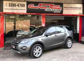 Land Rover Discovery Sport Hse 2.0 4x4 Aut. em Belo Horizonte, MG valor de R$ 0,00 no Vrum