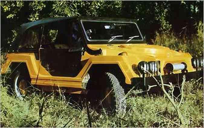 Em 1975, o modelo passou a se chamar X-10 e ganhou ressalto no capô