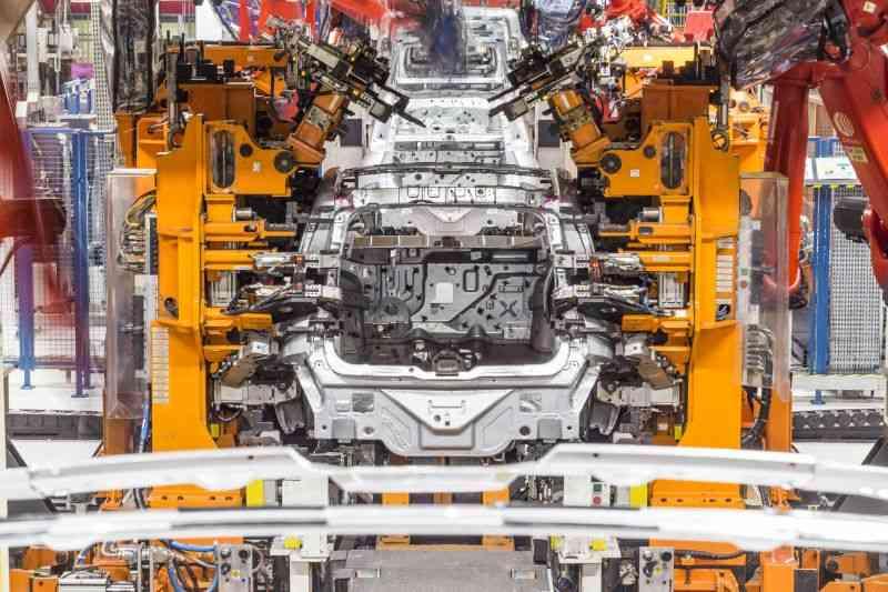 Fábrica da Fiat  - Divulgação/ Fiat