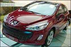 Peugeot 308 -