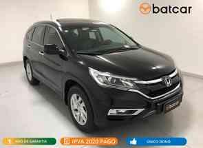 Honda Cr-v Exl 2.0 16v 4wd/2.0 Flexone Aut. em Brasília/Plano Piloto, DF valor de R$ 86.500,00 no Vrum