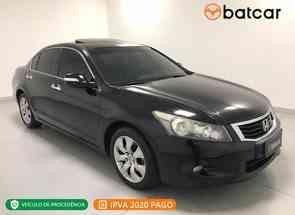Honda Accord Sedan Ex 3.5 V6 24v em Brasília/Plano Piloto, DF valor de R$ 36.000,00 no Vrum