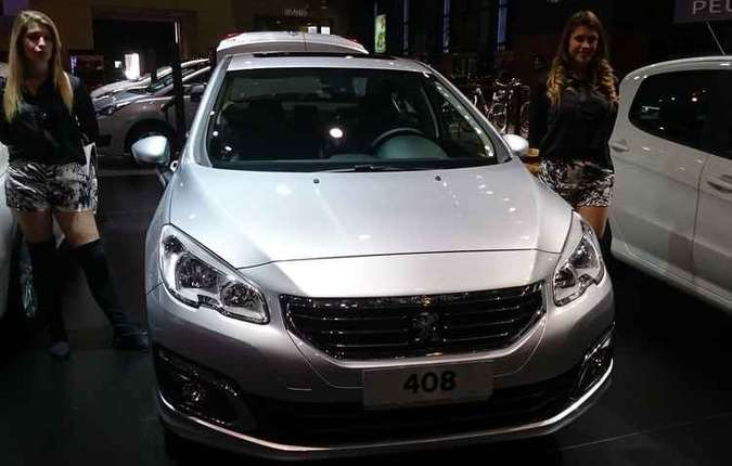Peugeot 408(foto: jorge moraes/DP/ D.A Press)