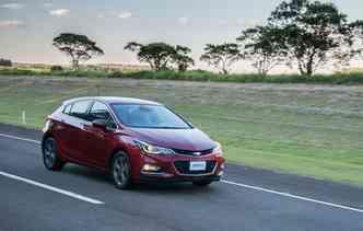 Apesar do reajuste no preço, modelo ainda não chegou a linha 2019. Foto: Chevrolet / Divulgação