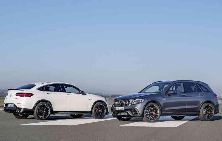 Modelo foi apresentado em duas carrocerias. Foto: Mercedes-Benz / Divulgação -