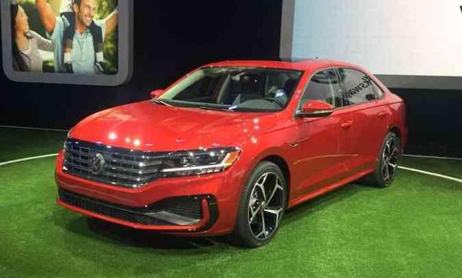 Volkswagen Passat(foto: Enio Greco/EM/D.A Press)