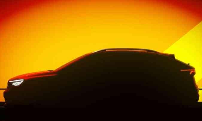 O modelo de dimensões compactas foi desenvolvido no Brasil para o mundo(foto: Volkswagen/Divulgação)