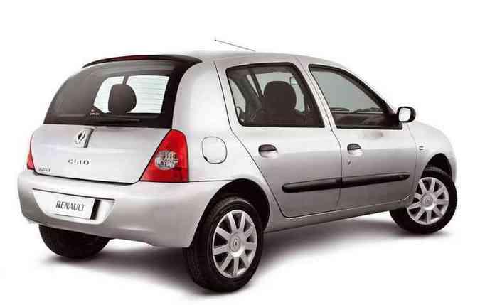 Na versão 1.0, o preço do hatch da Renault no ano 2012 varia entre R$18 mil a R$ 23 mil (foto: Renault/Divulgação)
