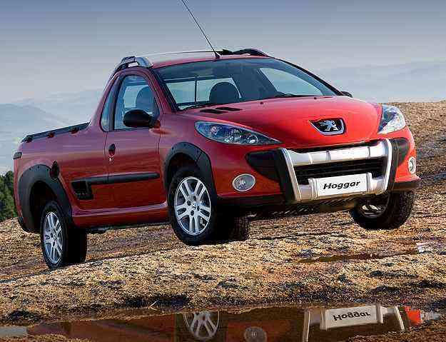 Hoggar ganhou desconto e caiu de R$ 34.790 para os R$ 32490 - Peugeot/Divulgação