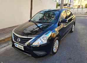 Nissan Versa Sv 1.6 16v Flexstart 4p Aut. em Belo Horizonte, MG valor de R$ 69.900,00 no Vrum
