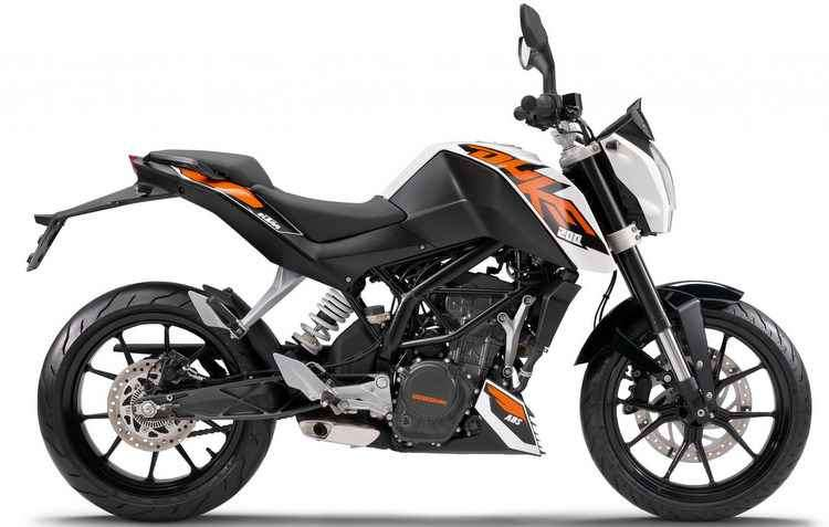 Apaixonados por duas rodas terão oportunidade de pilotar modelos da KTM - KTM/Divulgação