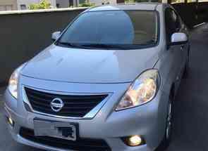 Nissan Versa Sl 1.6 16v Flex Fuel 4p Mec. em Belo Horizonte, MG valor de R$ 37.500,00 no Vrum
