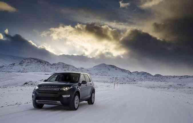 Discovery Sport deverá chegar ao país este anoLand Rover/Divulgação