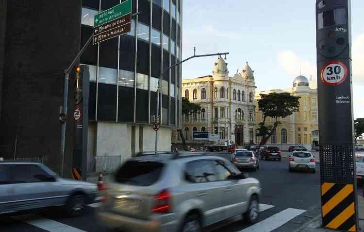 Há 26 anos as fiscalizações eletrônicas existem no país. Foto: Shilton Araujo / Esp. DP -