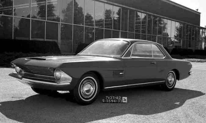 1962: projeto de Gene Bordinat(foto: Ford/Divulgação)