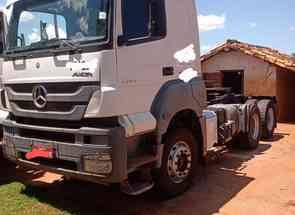 Mercedes-benz Axor 3344 S 6x4 2p (diesel) (e5) em Mendonça, SP valor de R$ 250.000,00 no Vrum
