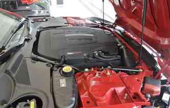 Motores de alta performance são pérolas de longo prazo(foto: Cristiane Silva/Esp. DP)