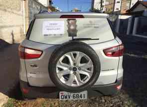 Ford Ecosport Titanium 1.6 16v Flex 5p em Belo Horizonte, MG valor de R$ 42.500,00 no Vrum