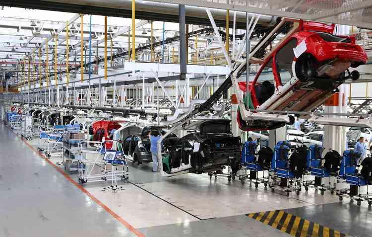 Diante dos novos desafios , VW e Ford têm desafios particulares a serem resolvidos por suas matrizes  -  Volkswagen/ Divulgação