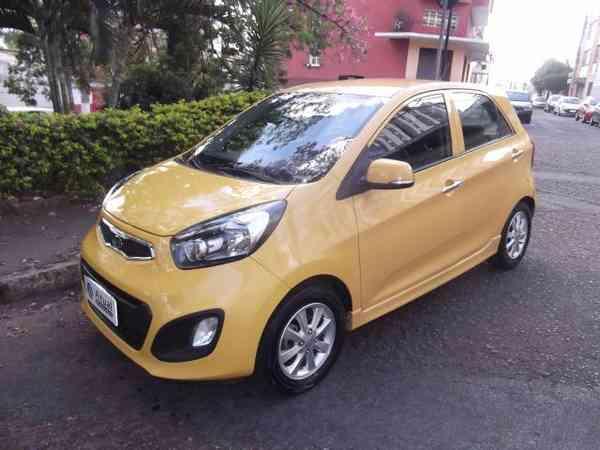 Kia Motors Picanto Ex 1.1/1.0/ 1.0 Flex Aut. 2012 R$ 36.990,00 MG VRUM