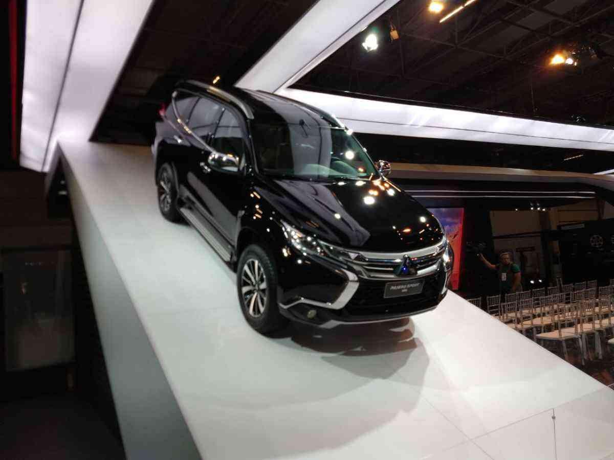 Mitsubishi Pahero Sport: SUV de sete lugares baseado na picape L200 - Pedro Cerqueira/EM/D.A Press
