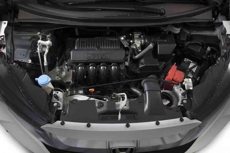 Motor do Honda WR-V - Fotos: Honda/Divulgação
