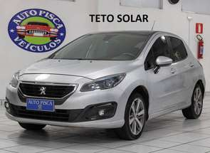 Peugeot 308 Griffe 1.6 Turbo Flex 16v 5p Aut. em Belo Horizonte, MG valor de R$ 54.800,00 no Vrum