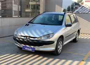 Peugeot 206 Sw Presence 1.4/ 1.4 Flex 8v 5p em Belo Horizonte, MG valor de R$ 10.900,00 no Vrum
