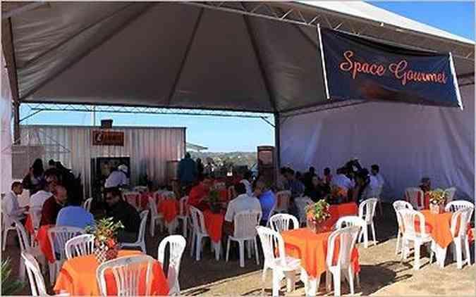 (foto: Fotos: Mega Space/Divulgação)