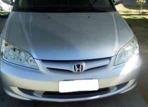 Honda Civic Sedan Lxl 1.7 16v 130cv Mec 4p em Betim, MG valor de R$ 18.000,00 no Vrum