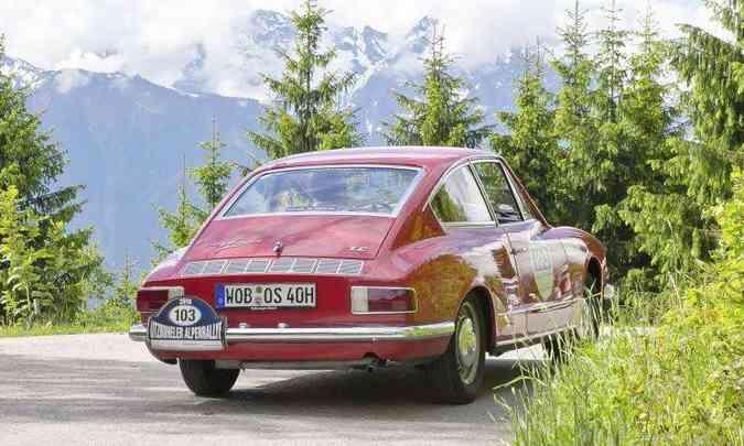 Volkswagen Karmann-Ghia TC(foto: Volkswagen/Divulgação)