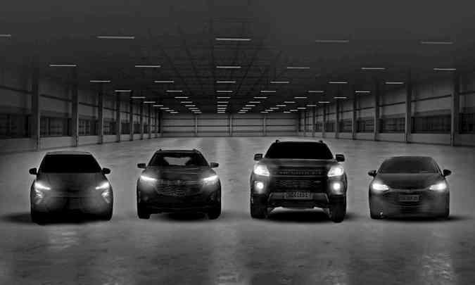 A GM não revelou oficialmente quais serão as novidades, mas sabe-se que serão os reestilizados Bolt EV e Equinox, a S10 Z71 e um edição especial do Cruze(foto: Chevrolet/Divulgação)