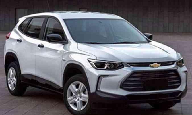 Nova geração do Chevrolet Tracker (foto: Reprodução)