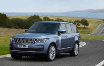 (foto: Range Rover / Divulgação)