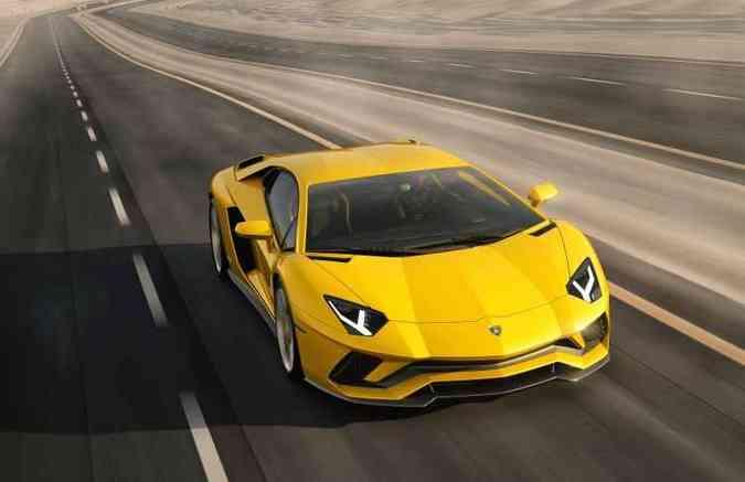 (foto: Lamborghini/Divulgação)