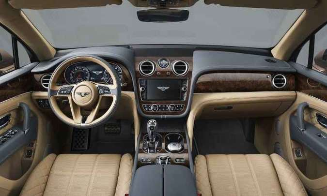 (foto: Bentley Motors/Divulgação)