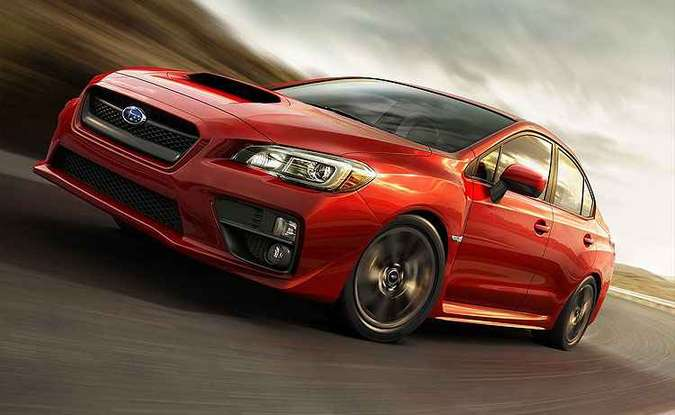 WRX(foto: Subaru/ Divulgação)